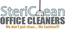 STERICLEAN OFFICE CLEANERS LLC